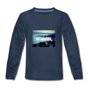 Istanbul Lovers - Kids' Premium Long Sleeve T-Shirt
