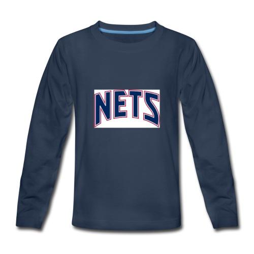 N.E.T.S - Kids' Premium Long Sleeve T-Shirt