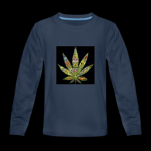Marijuana - Kids' Premium Long Sleeve T-Shirt