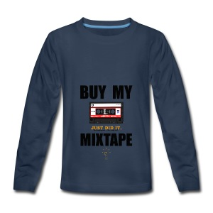 Buy My Mixtape - Kids' Premium Long Sleeve T-Shirt