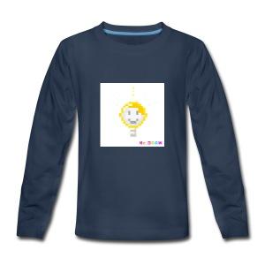 the light - Kids' Premium Long Sleeve T-Shirt