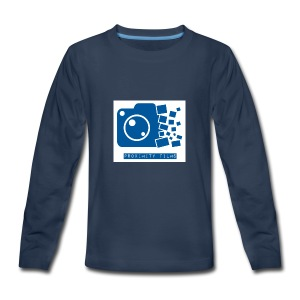 Proximity Films official logo - Kids' Premium Long Sleeve T-Shirt