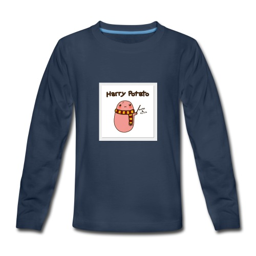 HARRY POTATO - Kids' Premium Long Sleeve T-Shirt