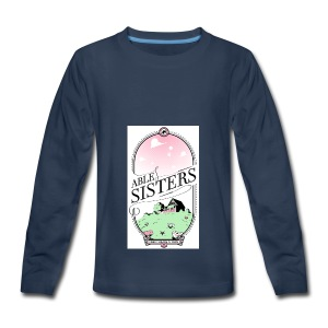 The Able Sisters - Kids' Premium Long Sleeve T-Shirt