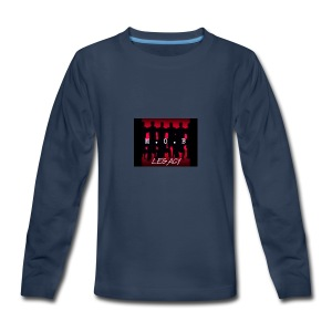 legacy M.O.B - Kids' Premium Long Sleeve T-Shirt