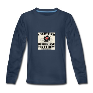 Matthew T-shirts - Kids' Premium Long Sleeve T-Shirt