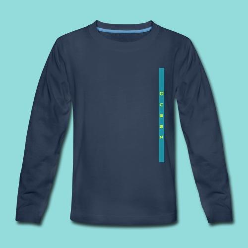 Long Logo - Kids' Premium Long Sleeve T-Shirt