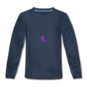 DG - Kids' Premium Long Sleeve T-Shirt