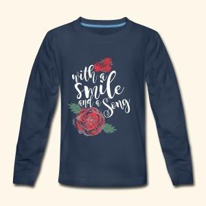 Snow White - Kids' Premium Long Sleeve T-Shirt