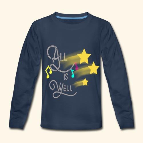 greyalliswell - Kids' Premium Long Sleeve T-Shirt