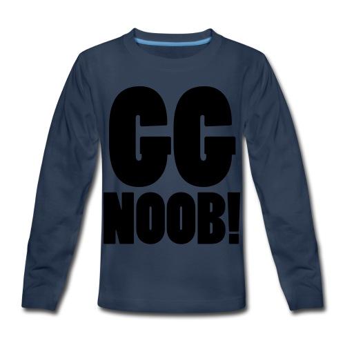 GG Noob - Kids' Premium Long Sleeve T-Shirt