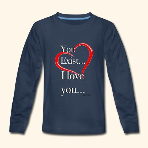 ExistW - Kids' Premium Long Sleeve T-Shirt