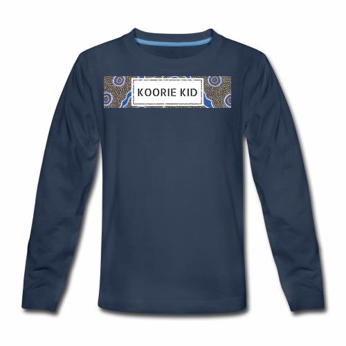KOORIE KID - Kids' Premium Long Sleeve T-Shirt