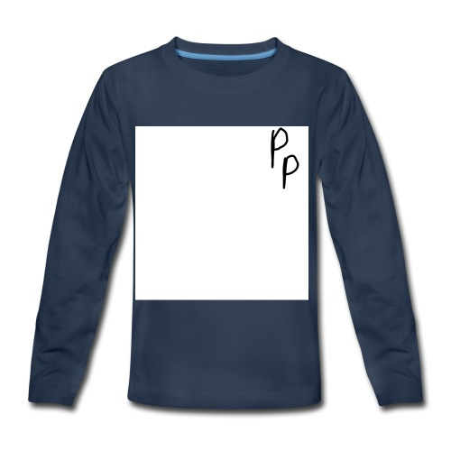 My signature - Kids' Premium Long Sleeve T-Shirt