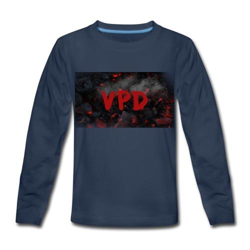 VPD Smoke - Kids' Premium Long Sleeve T-Shirt
