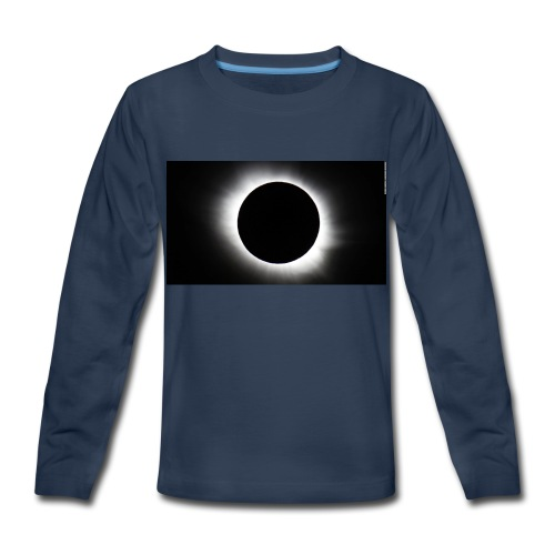 Solar - Kids' Premium Long Sleeve T-Shirt