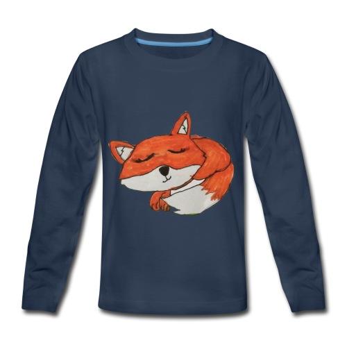 Lexi Revels1 fox 2 - Kids' Premium Long Sleeve T-Shirt