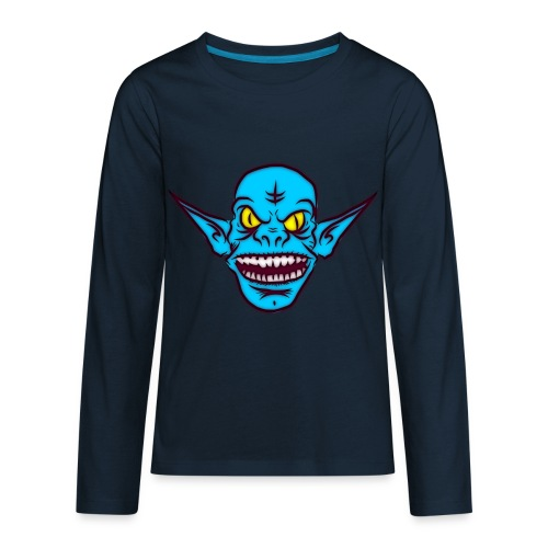 Troll - Kids' Premium Long Sleeve T-Shirt