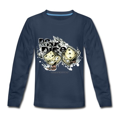 do or dice - Kids' Premium Long Sleeve T-Shirt