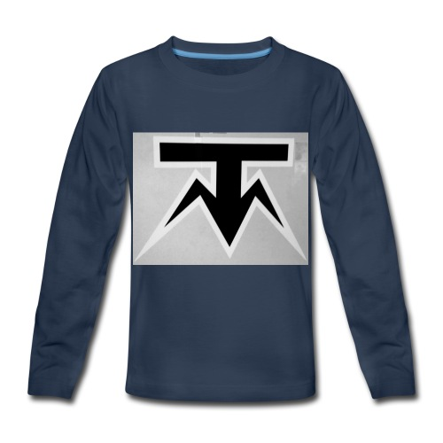 TMoney - Kids' Premium Long Sleeve T-Shirt