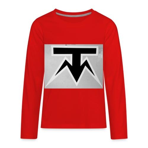 TMoney - Kids' Premium Long Sleeve T-Shirt