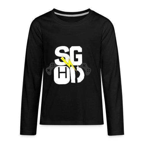 IMG_0350 - Kids' Premium Long Sleeve T-Shirt