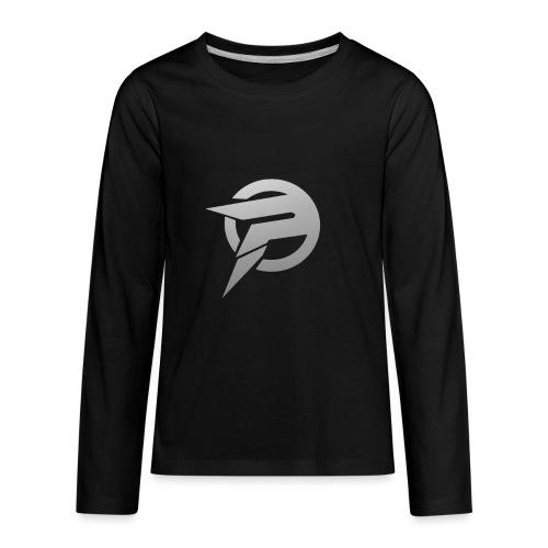 2dlogopath - Kids' Premium Long Sleeve T-Shirt