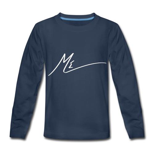 ME - Me Portal - The ME Brand - Kids' Premium Long Sleeve T-Shirt