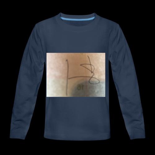 3F8A01D5 E08D 4B9C BEB2 5EB36D924760 - Kids' Premium Long Sleeve T-Shirt