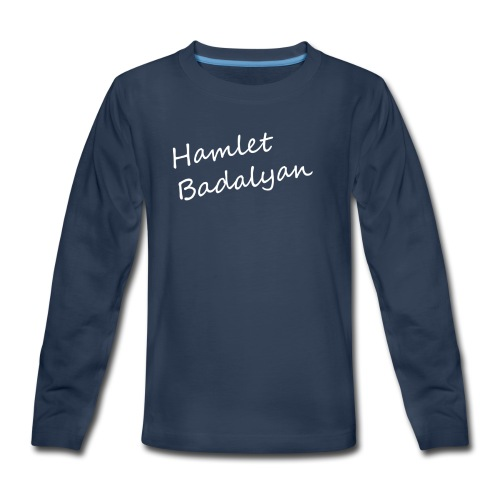 HB - Kids' Premium Long Sleeve T-Shirt