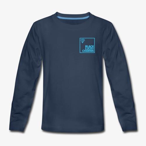 Black Luckycharmsshp - Kids' Premium Long Sleeve T-Shirt