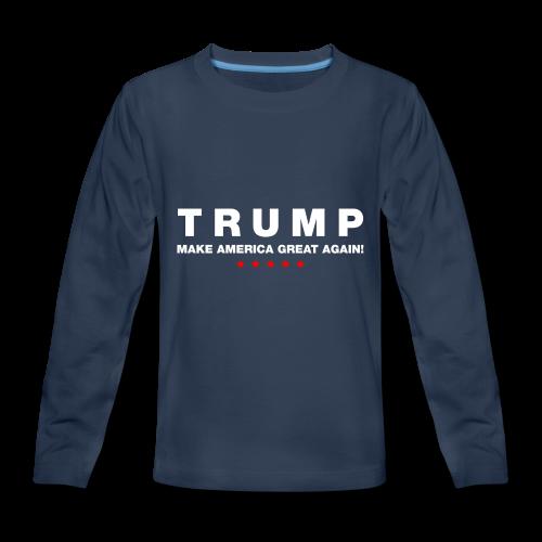 Official Trump 2016 - Kids' Premium Long Sleeve T-Shirt
