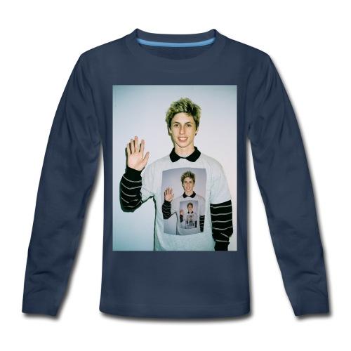 lucas vercetti - Kids' Premium Long Sleeve T-Shirt