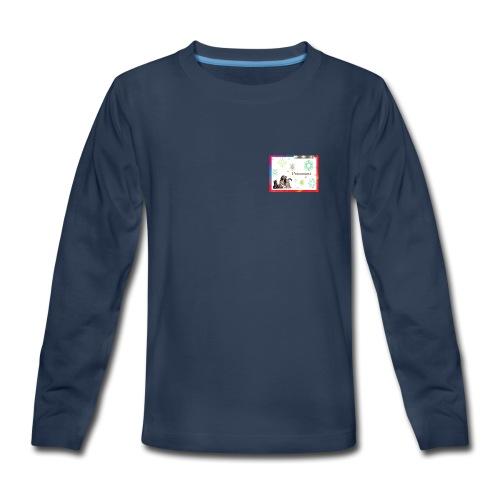 animals - Kids' Premium Long Sleeve T-Shirt
