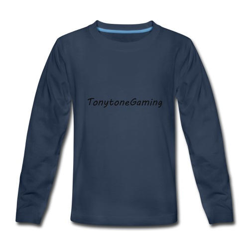 Tonytonegaming - Kids' Premium Long Sleeve T-Shirt