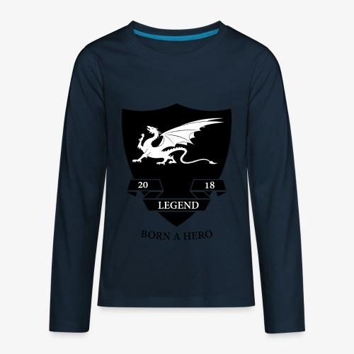 leged2018 - Kids' Premium Long Sleeve T-Shirt