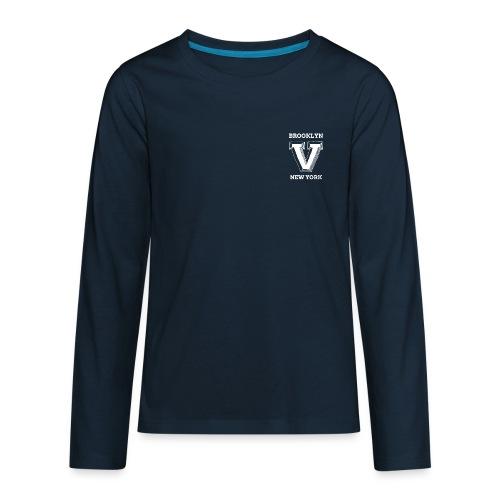 pocket - Kids' Premium Long Sleeve T-Shirt