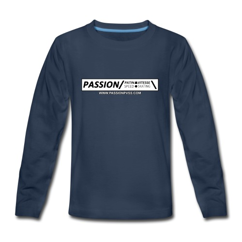 Spread the word! - Thank you for letting us know! - Kids' Premium Long Sleeve T-Shirt