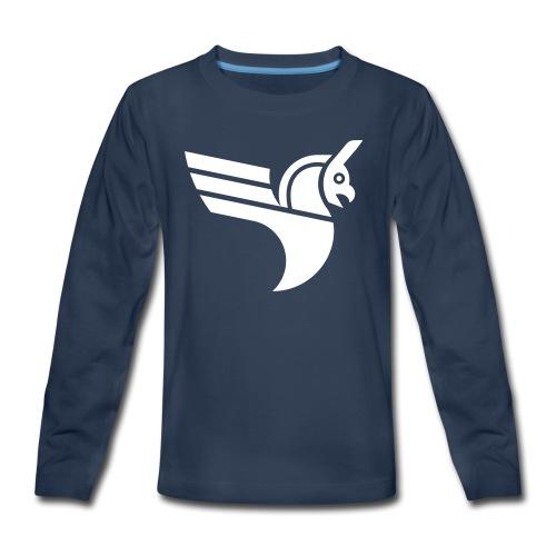 Homa - Kids' Premium Long Sleeve T-Shirt