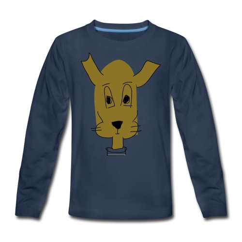 ralph the dog - Kids' Premium Long Sleeve T-Shirt