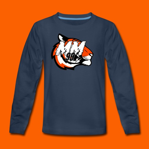 the OG MM99 Unltd - Kids' Premium Long Sleeve T-Shirt