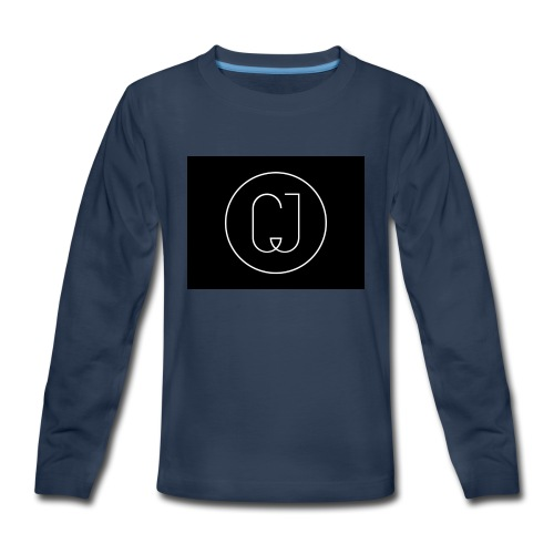 CJ - Kids' Premium Long Sleeve T-Shirt