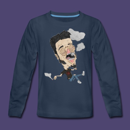 Floatin - Kids' Premium Long Sleeve T-Shirt