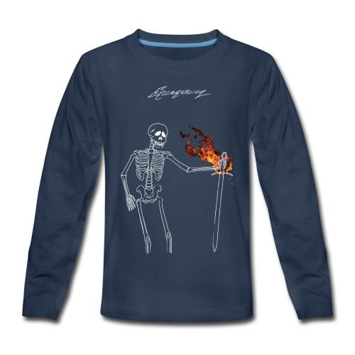 Dissent - Kids' Premium Long Sleeve T-Shirt