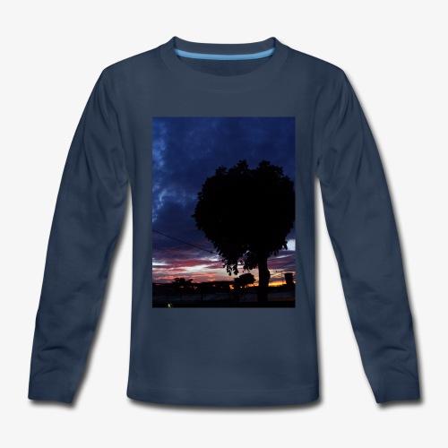 Sunset - Kids' Premium Long Sleeve T-Shirt