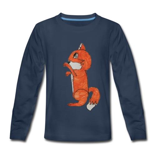Lexi Revels1 fox 3 - Kids' Premium Long Sleeve T-Shirt