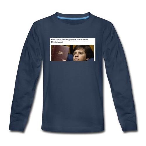 5b97e26e4ac2d049b9e8a81dd5f33651 - Kids' Premium Long Sleeve T-Shirt