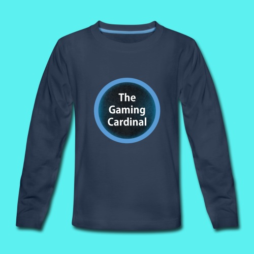 solo logo no back ground - Kids' Premium Long Sleeve T-Shirt