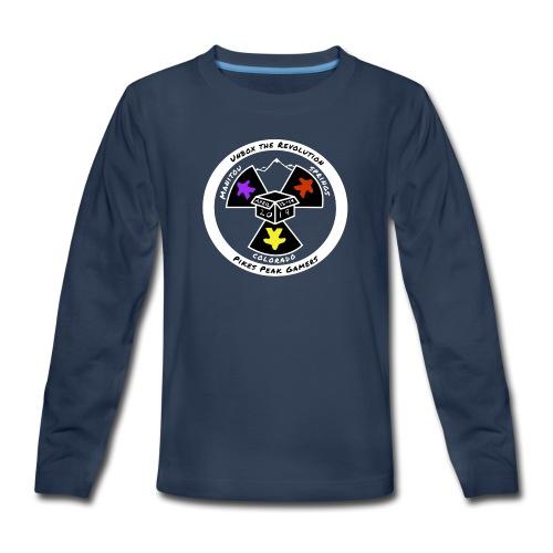 Pikes Peak Gamers Convention 2019 - Clothing - Kids' Premium Long Sleeve T-Shirt