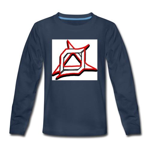 Oma Alliance Red - Kids' Premium Long Sleeve T-Shirt